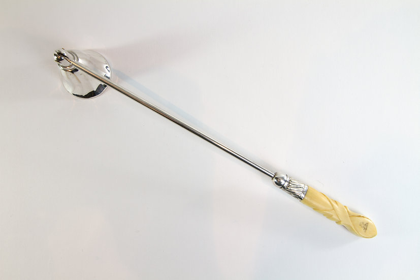 Ivory Candle Snuffer