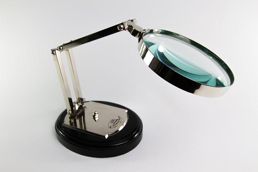 Large Desk Magnifying Glass 12 cm