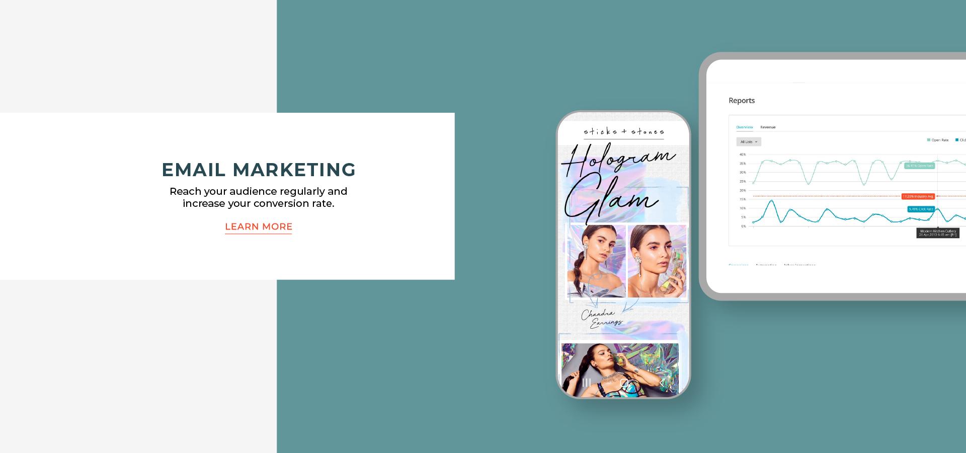 kat fox design email marketing services