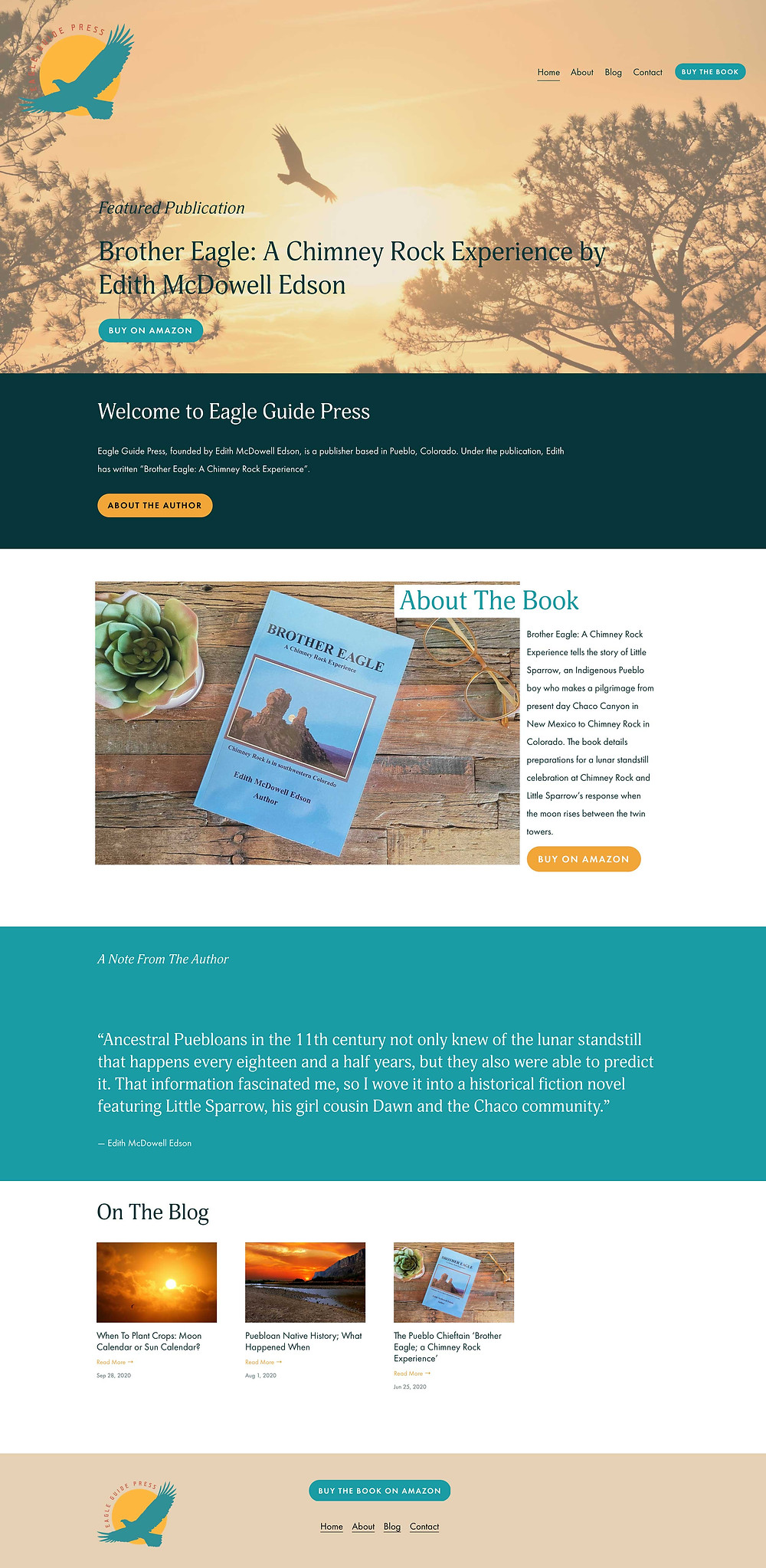 kat fox design website design canon city colorado eagle guide press
