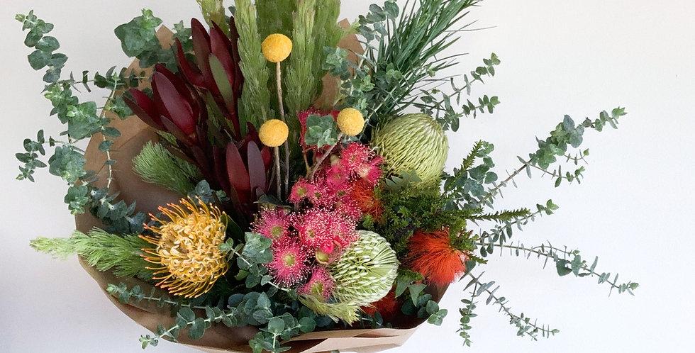 Mixed seasonal Native Bouquet