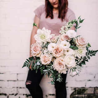 Wedding Flowers Bridal Bouquet Hunter Va