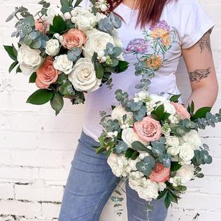 Bridal Bouquet Wedding Elopement Flowers