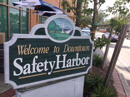 "Seadog Says ""You Are Going to Love The Harbor."""