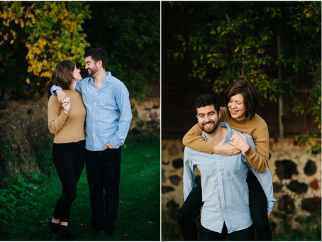 Whispered Truths | A Photographer's Love Story