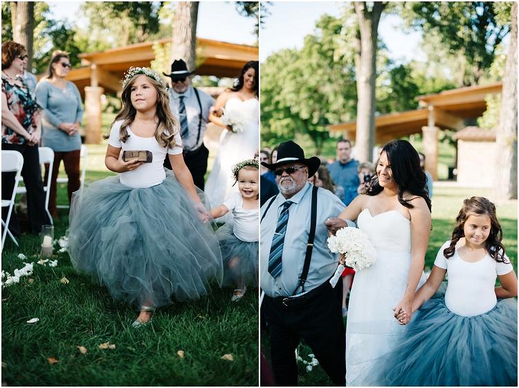 bride-walking-down-aisle-at-little-chute-waterfront-wedding-by-appleton-wedding-photographer-kyra-rane-photography