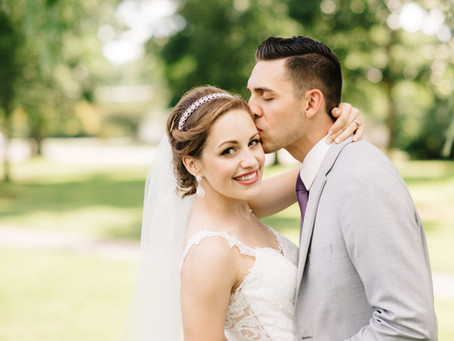 Jason + Abby | Best Western Premier Waterfront Hotel Wedding