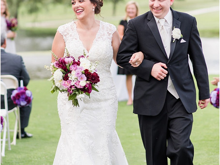 Rodney + Amber | Fox Hills Resort Wedding