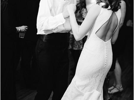 Justin + Sarah | A New Year's Wedding