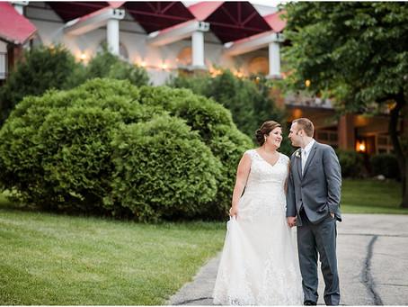Tom + Jillian   Heidel House Summer Wedding
