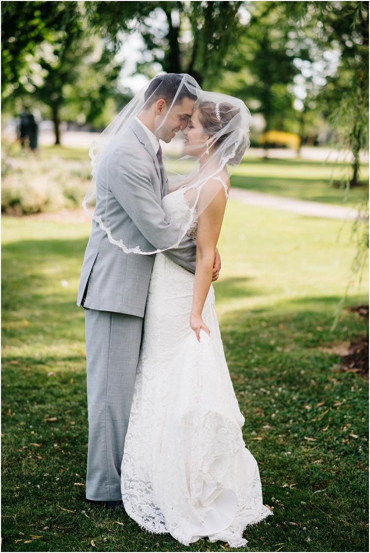 wedding-couple-under-viel-at-best-western-premier-waterfront-hotel-wedding-by-green-bay-wedding-photographer-kyra-rane-photography