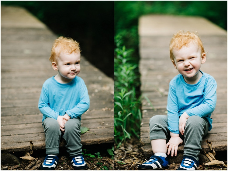 little-boy-laughing-at-camera-at-plamann-park-session-by-green-bay-wedding-photography-kyra-rane-photography