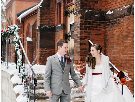 Kevin + Brooke | Milwaukee Wedding