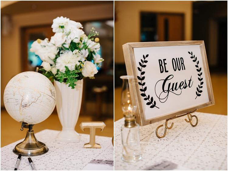 ceremony-signage-at-pamperin-park-wedding-by-appleton-wedding-photographer-kyra-rane-photography