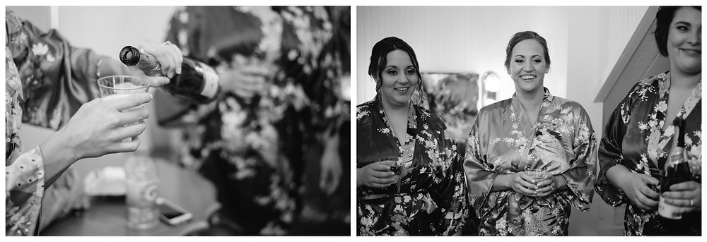 bridesmaids-toasting-champagne-at-brighton-acres-wedding-by-green-bay-wedding-photographer-kyra-rane-photography