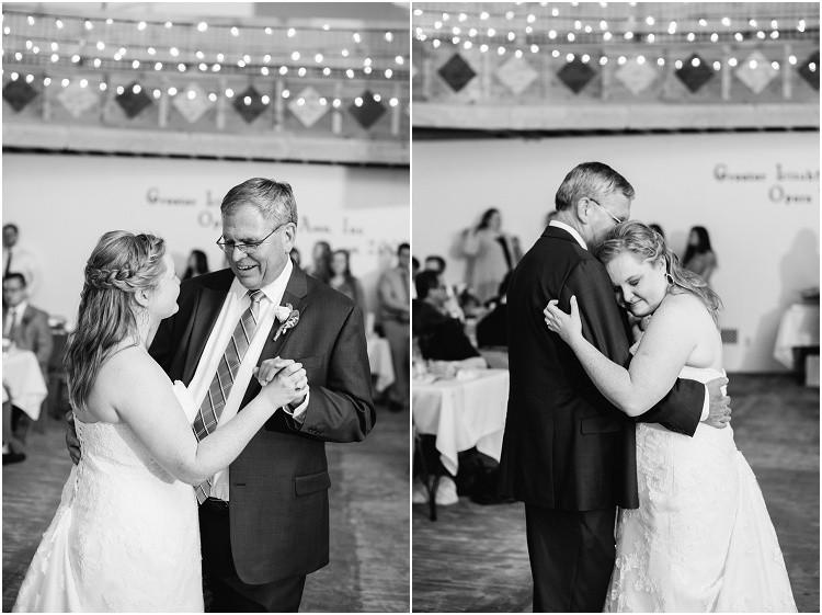 father-daughter-first-dance-at-minnesota-wedding-by-appleton-wedding-photographer-kyra-rane-photography