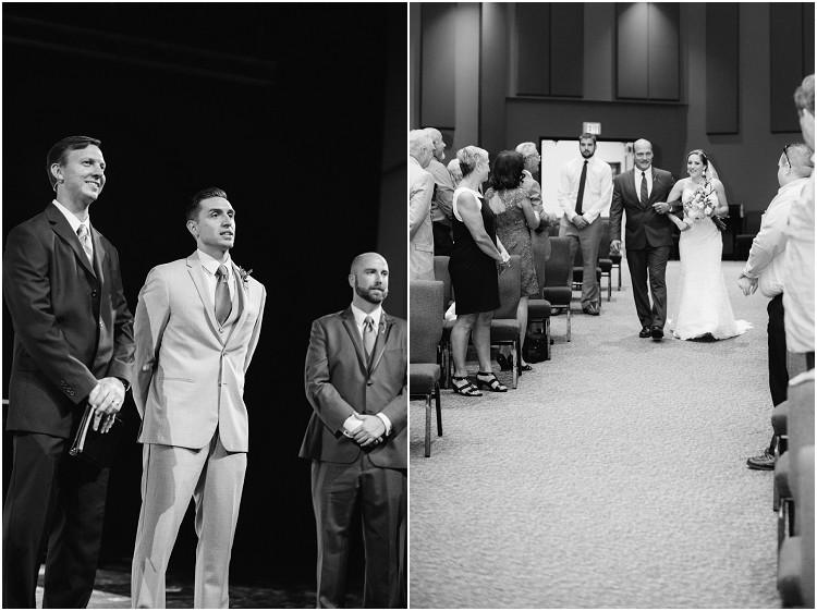 bride-walking-down-the-aisle-at-best-western-premier-waterfront-hotel-wedding-by-appleton-wedding-photographer-kyra-rane-photography-