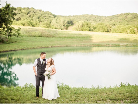 Matt + Thea | Country View Backyard Wedding