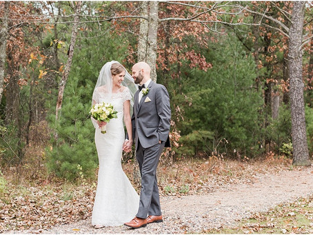 Aaron + Kristin | Stevens Point Fall Wedding