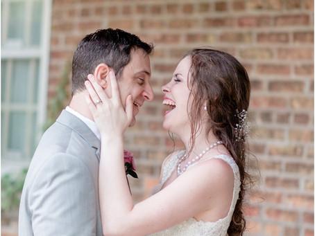 Jeremy + Kathryn | Botanical Gardens Wedding