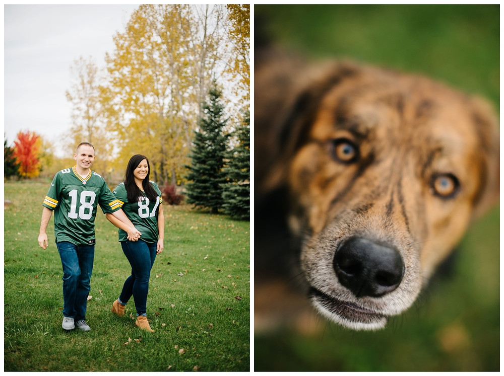 dog-face-at-green-bay-engagement-session-by-appleton-wedding-photographer-kyra-rane-photography