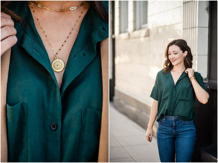gold-necklace-details-at-ethical-fashion-styled-shoot-by-milwaukee-wedding-photographer-kyra-rane-photography