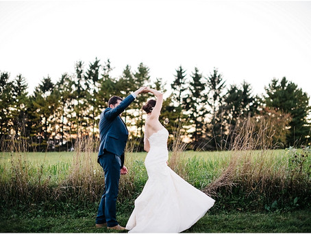 Tim + Brittany | Barnsite Retreat and Events Wedding