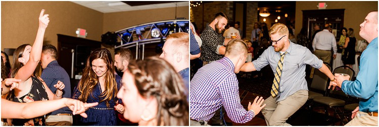 wedding-guests-jumping-and-dancing-at-de-pere-wisconsin-wedding-by-green-bay-wedding-photographer-kyra-rane-photography