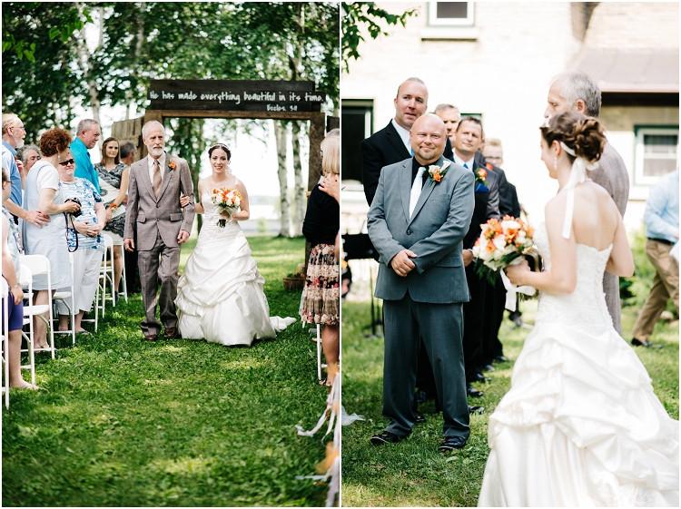 bride-walking-down-aisle-at-wisconsin-farm-wedding-by-appleton-wedding-photographer-kyra-rane-photography