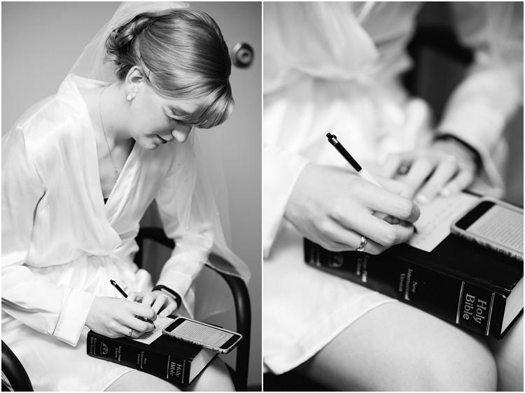 bride-writing-vows-at-olde-41-wedding-by-appleton-wedding-photographer-kyra-rane-photography
