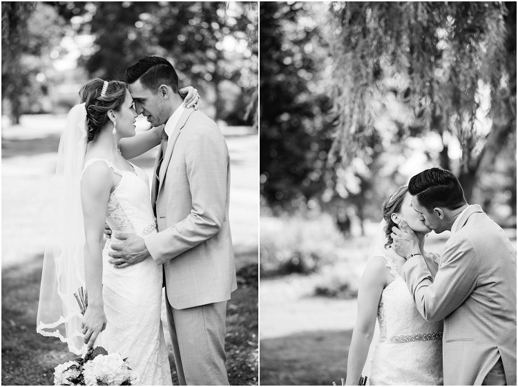 bride-and-groom-share-kiss-at-best-western-premier-waterfront-hotel-wedding-by-green-bay-wedding-photographer-kyra-rane-photography