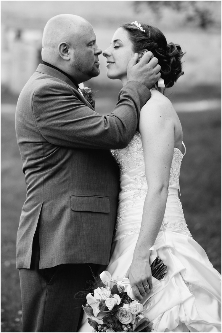 bride-and-groom-about-to-kiss-at-wisconsin-farm-wedding-by-green-bay-wedding-photographer-kyra-rane-photography