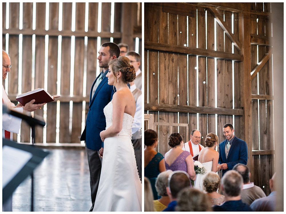 bride-and-groom-exchanging-vows-at-brighton-acres-wedding-by-milwaukee-wedding-photographer-kyra-rane-photography