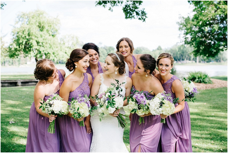bride-and-bridesmaids-at-best-western-premier-waterfront-hotel-wedding-by-appleton-wedding-photographer-kyra-rane-photography