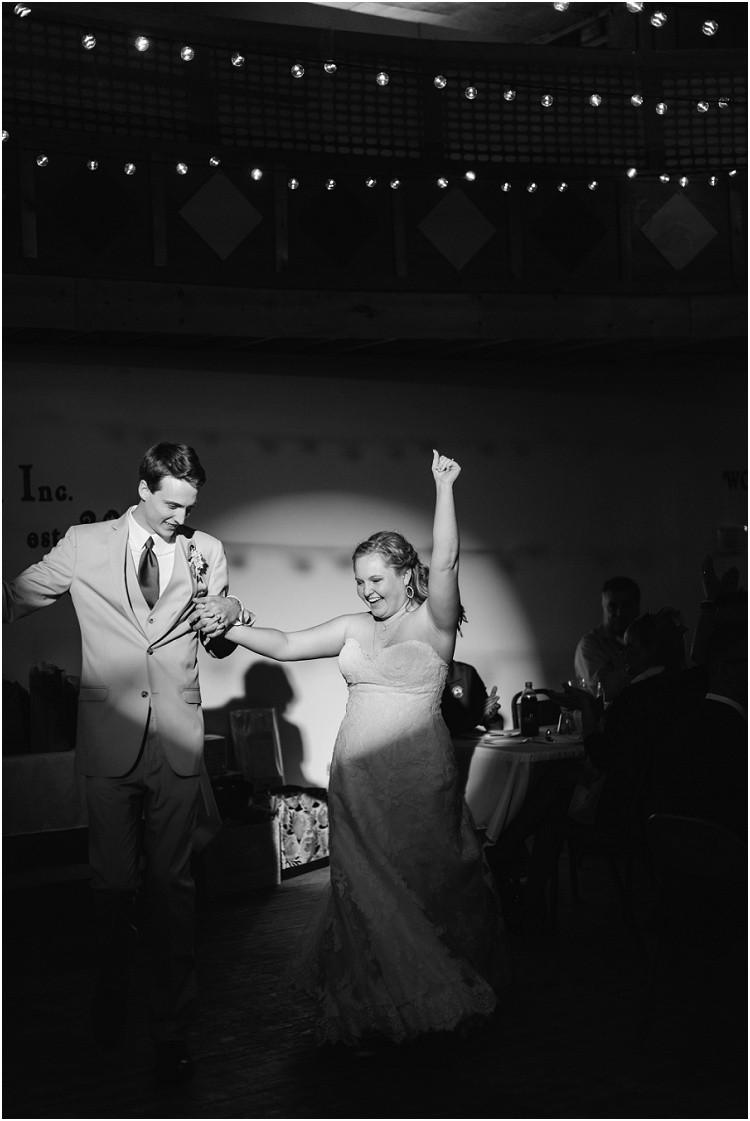 announcing-bride-and-groom-at-minnesota-wedding-by-milwaukee-wedding-photographer-kyra-rane-photography