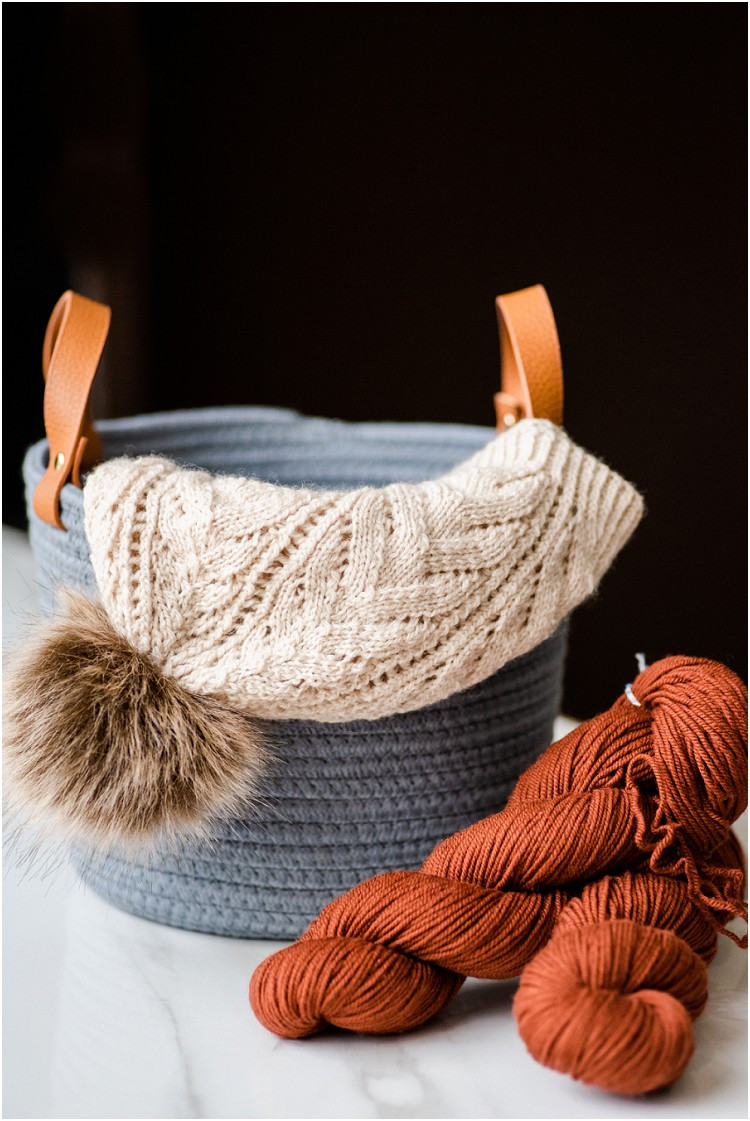 knitted-white-beanie-and-yarn-at-fika-tea-bar-by-appleton-wedding-photographer-kyra-rane-photography