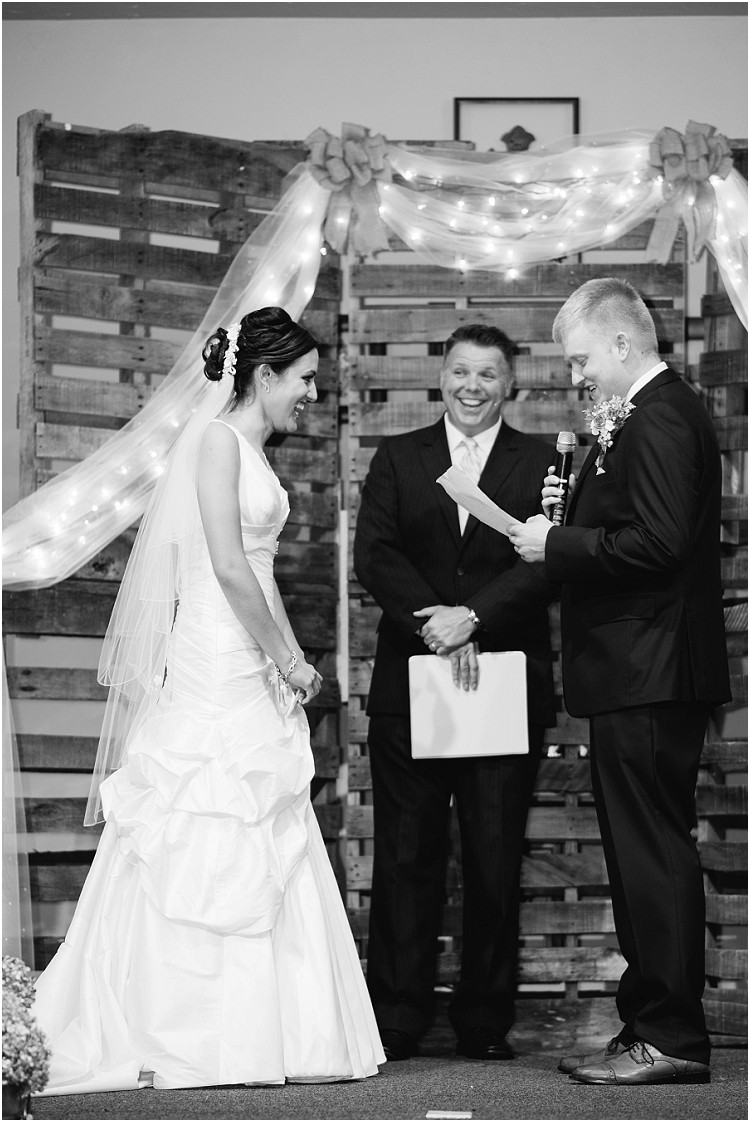 wedding-couple-sharing-vows-at-de-pere-wedding-by-appleton-wedding-photographer-kyra-rane-photography