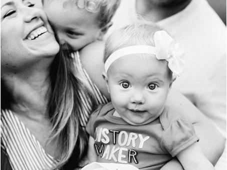 Brayton | Appleton Family Photo Session