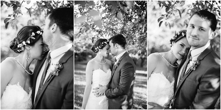 bride-and-groom-nuzzling-under-tree-at-barnsite-retreat-and-events-wedding-by-green-bay-wedding-photographer-kyra-rane-photography