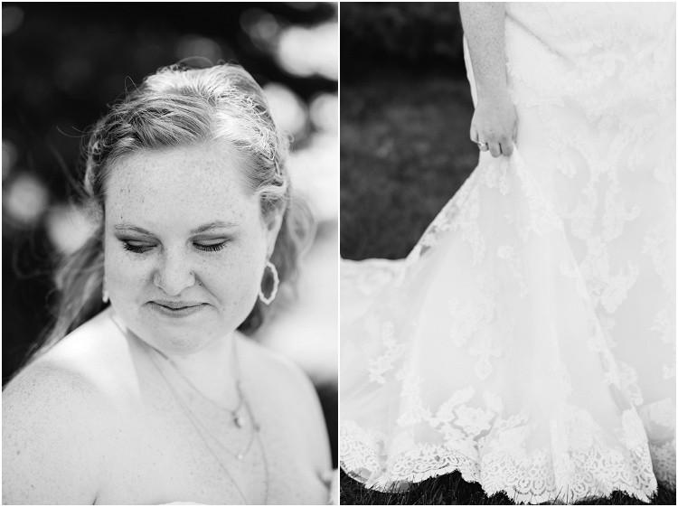 bridal-portrait-holding-dress-at-minnesota-wedding-by-green-bay-wedding-photographer-kyra-rane-photography