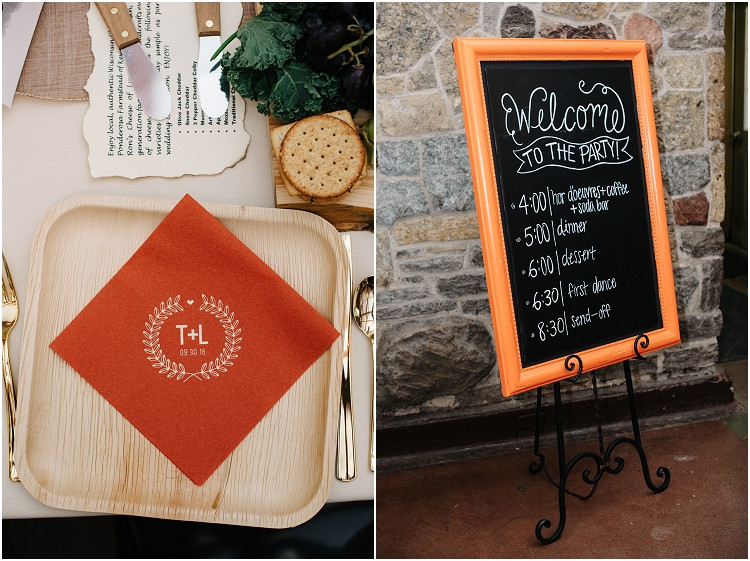 table-setting-at-pamperin-park-wedding-by-green-bay-wedding-photographer-kyra-rane-photography