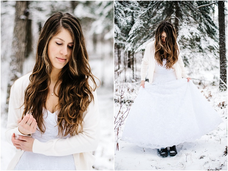 winter-bride-twirling-in-dress-at-wisconsin-winter-bridal-portraits-by-gree-bay-wedding-photographer-kyra-rane-photography