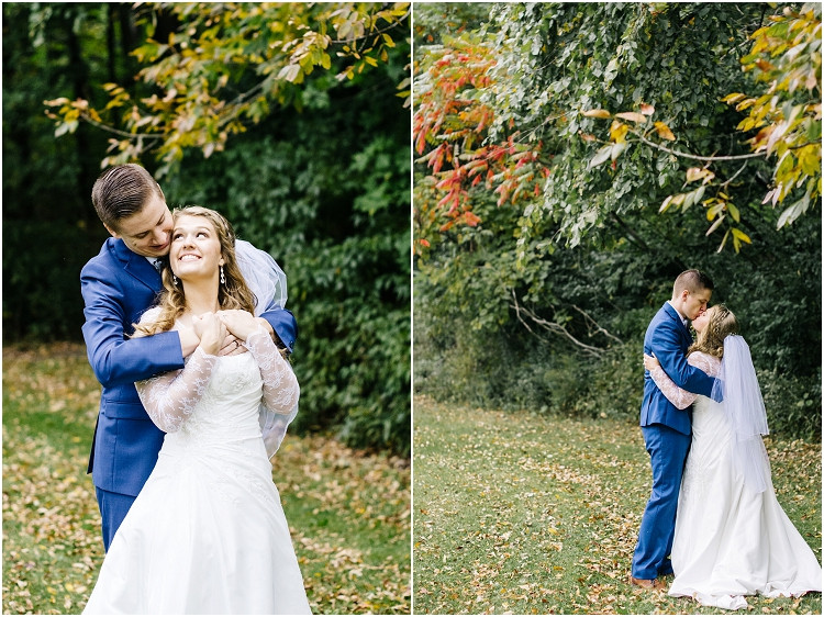 wedding-couple-kiss-under-tree-at-pamperin-park-wedding-by-appleton-wedding-photographer-kyra-rane-photography