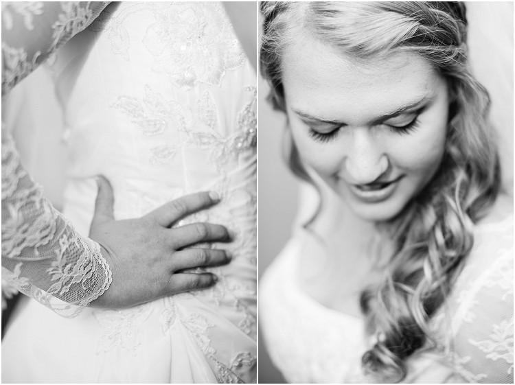 bride-getting-into-wedding-dress-at-pamperin-park-wedding-by-appleton-wedding-photographer-kyra-rane-photography