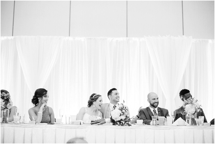wedding-party-at-reception-at-best-western-premier-waterfront-hotel-wedding-by-appleton-wedding-photographer-kyra-rane-photography