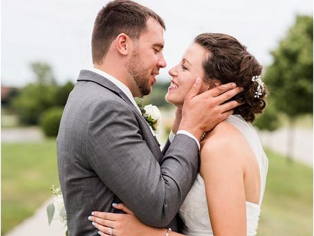 Nate + Amanda   Milwaukee Summer Wedding