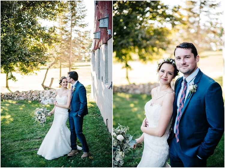 groom-holding-bride-at-barnsite-retreat-and-events-wedding-by-green-bay-wedding-photographer-kyra-rane-photography