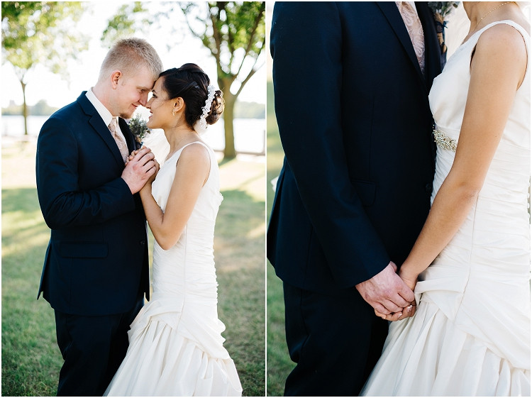 wedding-couple-holding-hands-close-at-de-pere-wedding-by-appleton-wedding-photographer-kyra-rane-photography