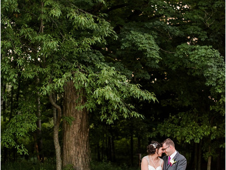 Joe + Kelley | Brillion Wedding