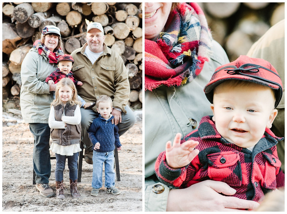 grandparents-with-grandkids-at-northwoods-lifestyle-session-by-green-bay-wedding-photographer-kyra-rane-photography